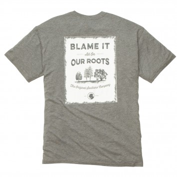 Our Roots: Heather Grey Short Sleeve